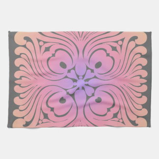 Rosey Glow Kitchen Towels