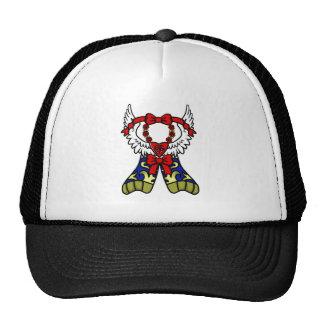 Rosey Heart Trucker Hat