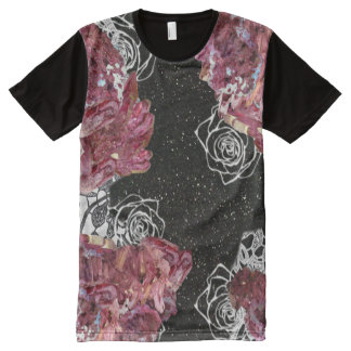 Rosey Love All-Over-Print T-Shirt
