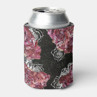 Rosey Love Can Cooler
