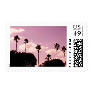 rosey Palms Stamps