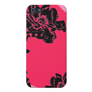 Rosey Pink Cover For iPhone SE/5/5s