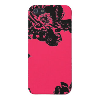 Rosey Pink iPhone SE/5/5s Cover
