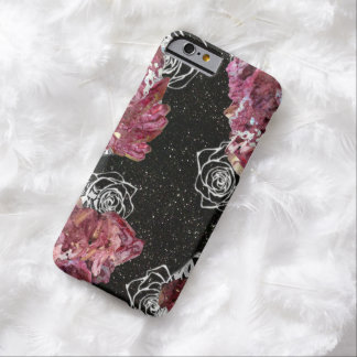 Rosey Quartz Barely There iPhone 6 Case
