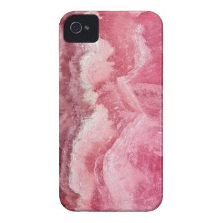 Rosey Rose Quartz Crystal Case-Mate iPhone 4 Case