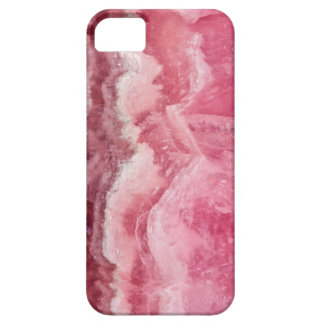 Rosey Rose Quartz Crystal iPhone SE/5/5s Case