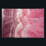 "Rosey Rose Quartz Crystal Placemat<br><div class=""desc"">Rosey Rose Quartz Crystal</div>"