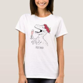 Rosezilla Bridal Party T-Shirt