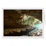 Rosh Hanikra Grotto Greeting Card