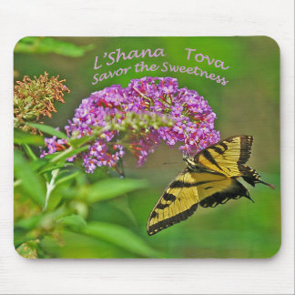 Rosh Hashanah Cards Gifts Mouse Pad