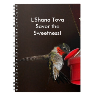 Rosh Hashanah Cards Gifts Notebook