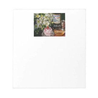 Rosh Hashanah Cards Gifts Notepad