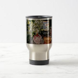 Rosh Hashanah Cards Gifts Travel Mug