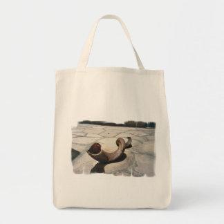 Rosh HaShanah Grocery Tote Bag