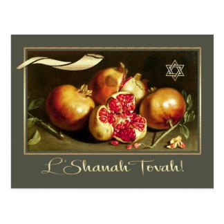 Rosh Hashanah | Jewish New Year Fine Art Postcards