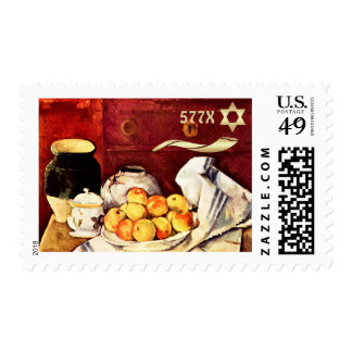Rosh Hashanah | Jewish New Year Fine Art Stamps
