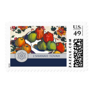 Rosh Hashanah. Jewish New Year Postage Stamps Postage Stamps