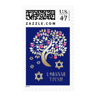 Rosh Hashanah | Jewish New Year Postage Stamps