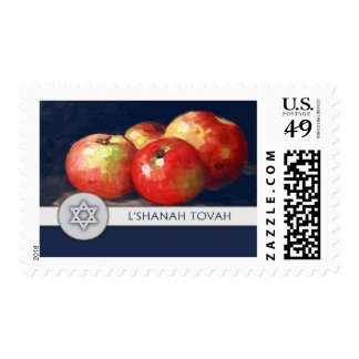 Rosh Hashanah. Jewish New Year Postage Stamps Stamps