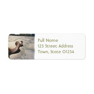 Rosh HaShanah Mailing Labels