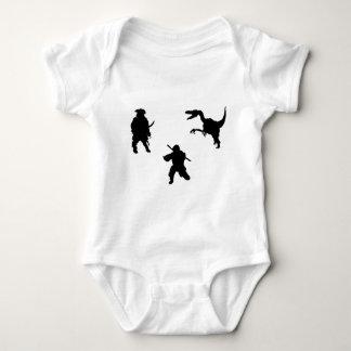 Roshambo? Baby Bodysuit