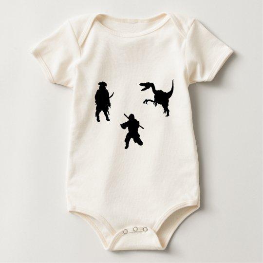 ¿Roshambo? Body Para Bebé