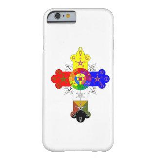 Rosicrucian Rose Cross Lamen iPhone 6 case