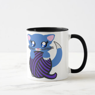 Rosie and Skye- Toon Kittens Mug