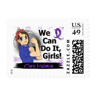 Rosie Anime WCDI Bulimia Stamp