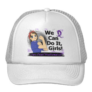 Rosie Anime WCDI Chiari Malformation Trucker Hat