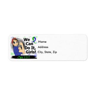 Rosie Anime WCDI EDS Label