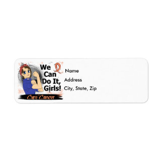 Rosie Anime WCDI Endometrial Cancer Labels