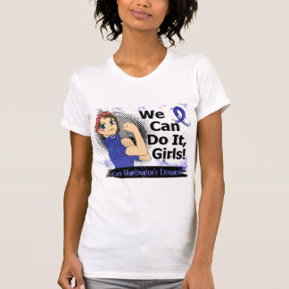 Rosie Anime WCDI Huntington's Disease T-Shirt