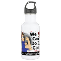 Rosie Anime WCDI Multiple Myeloma Stainless Steel Water Bottle
