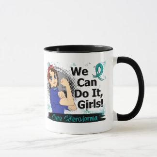 Rosie Anime WCDI Scleroderma Mug