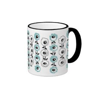 Rosie Chain - Aqua Mug