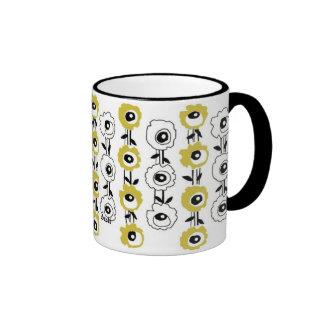 Rosie Chain - Yellow Mug