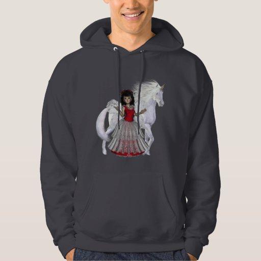 Rosie Cheeks Angel Unicorn Shirt