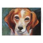 Rosie el beagle felicitación