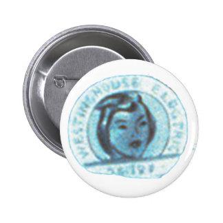 Rosie el botón del remachador pin