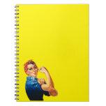 Rosie el cuaderno del remachador