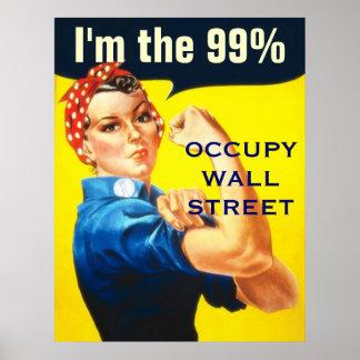 Rosie el poster del remachador OWS