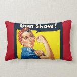 Rosie el remachador: ¡Demostración de arma! Almohadas