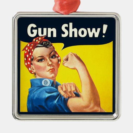 Rosie el remachador: ¡Demostración de arma! Ornamentos Para Reyes Magos