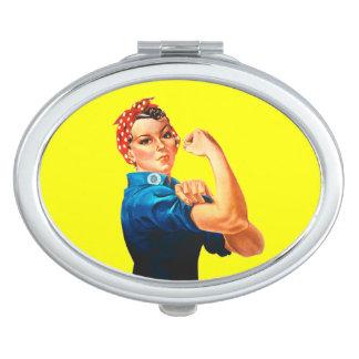 Rosie el remachador espejos maquillaje
