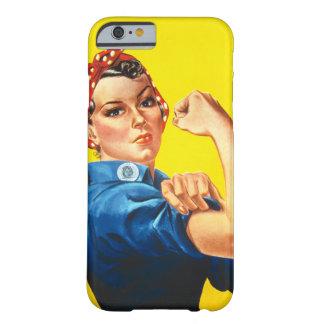 Rosie el remachador funda para iPhone 6 barely there
