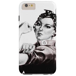 Rosie el remachador funda para iPhone 6 plus tough