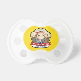 Rosie el remachador Labrador Chupete De Bebé