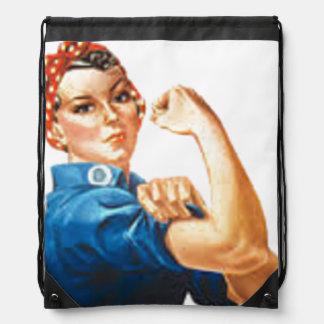 Rosie el remachador mochilas