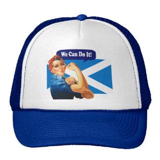 Rosie el remachador para el gorra escocés de la in